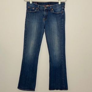 Luck Brand Sweet N Low Blue Jeans Size 29